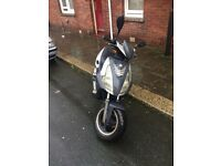 Jonway madness 50 cc for sale