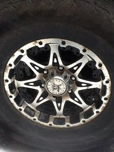 16 inch outlaw rims