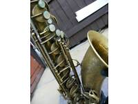 CONN 10M SAX WANTED OLD TYPE