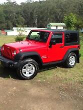 2010 Jeep Wrangler Convertible Hard Top Logans Crossing Port Macquarie City Preview