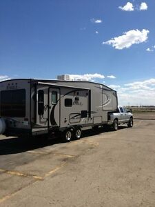2013 jayco ht 26.5ft fifth whee trailer