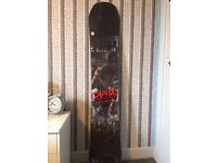 CAPITA Defenders of Awesome 2016 Snowboard, 154 cm **BRAND NEW**