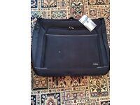 Mokka Travel Luggage Wardrobe Suit Dress Garment Carrier Suiter Case Suitbag.......NEW