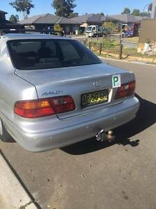 2002 Toyota Avalon Sedan Plumpton Blacktown Area Preview