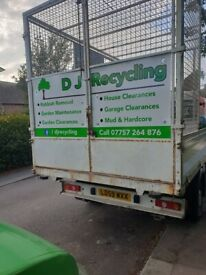D J Recycling Rubbish Clearance