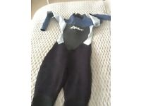 Full length wetsuit. Ladies size 12