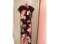 Beautiful Ted Baker jumpsuit - age 8/9 - brand new