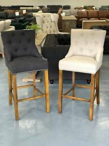 'ALICE' PROVINCIAL BAR STOOLS - BRAND NEW Epping Whittlesea Area Preview