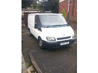 FORD TRANSIT SWB 54 REG GOOD CLEAN CONDITION INSIDE AND OUT BARGAIN