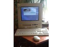 Vintage Power Macintosh computer - working!