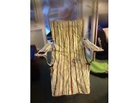 Beach chairs (3)