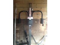 John Weidder home gym