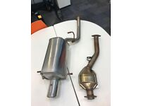 SUBARU Impreza STi Exhaust | MMFF1 Sakamoto | Never Properly Used