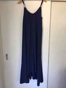 Navy blue maxi dress Woonona Wollongong Area Preview