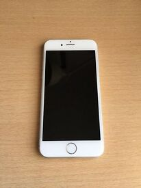 iPhone 6 128GB Silver Unlocked