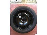 Michelin Tyre & Wheel 205/55 16