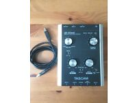 Tascam US-122mkII GREAT CONDITION!!!!