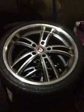 Holden Commodore wheels Logan Central Logan Area Preview