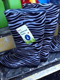 Ladies Wellington Boots NEW