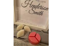 Hand made wax melts