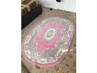 Chinese Rug (Great Condition)