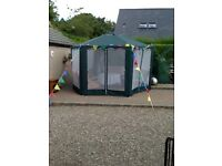 Gazebo, good condion , still for sale ,,buyer unable to collect