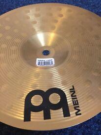 """Meinl 10"""" Splash Cymbal Paiste / Sabien / Drumgear"""