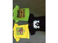 Kids T shirts 5 pounds for 3