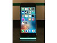 Apple iPhone 6 | 16GB | Unlocked | Phone Case | £250 | Gold | Black Slate | Silver | Warranty