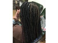 Goddess Locs / faux Locs / dreadlocks/ locs hair