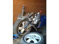 Vespa 125cc engine for sale.