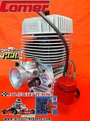 Comer MIK 655 engine 100 CC GO-KART VINTAGE collection