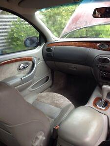 AU Ford Fairmont ghia Mallala Mallala Area Preview
