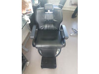 2X Hairdressing/Barbering Chairs for Sale