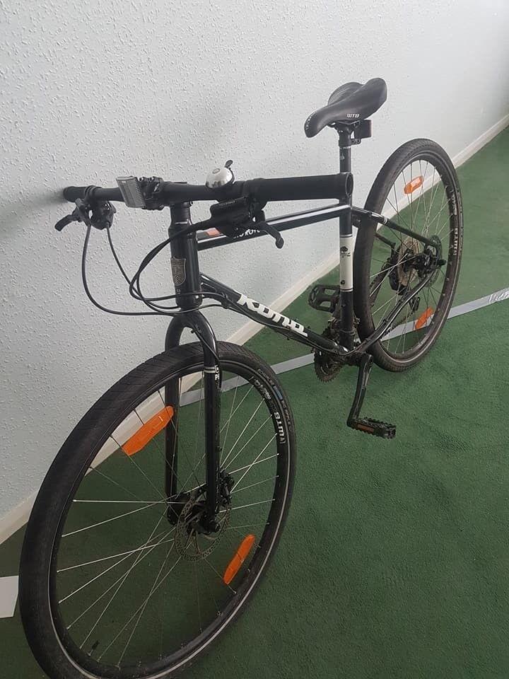 kona bigrove 2015 bike (hybrid)