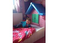 Little Tikes Cosy Cottage Toddler Bed