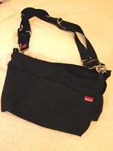 Babymel X2 Black Nappy Bags Cooks Hill Newcastle Area Preview