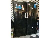 Beko fridge and freezer.