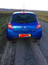 Renault clio sport 197. Very rare car.