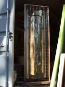 415V/240V St.Steel Portable/Mobile Spot Radiant Heater 2mt High Park Ridge Logan Area Preview