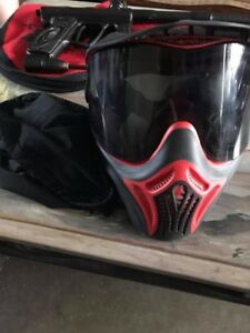 PRICED TO SELL Angel paintball and gear
