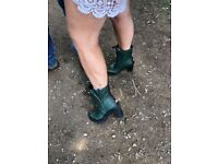 Hunter Heeled Ladies Boots