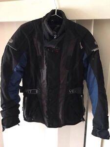 Rivet motorbike jacket Warnbro Rockingham Area Preview