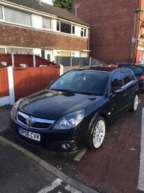 Vauxhall signum swap for tourer bike