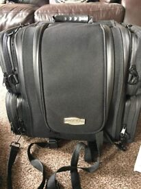 Kuryakyn Motorbike luggage tail bag