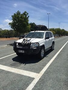2006 Toyota LandCruiser Wagon 8 Seater Woodend Ipswich City Preview