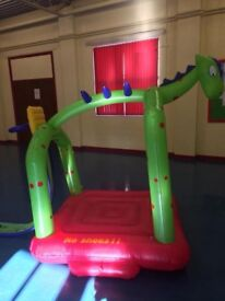 Bouncy Castle (Toddlers)