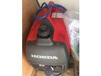 Honda Generator.