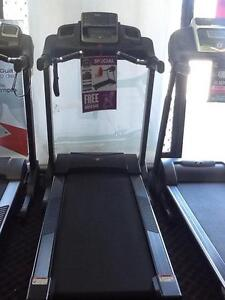 St35 d treadmill with free. Magnetic bike Malaga Swan Area Preview