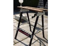 'Power Devil' DIY Adjustable Carpenters Table.
